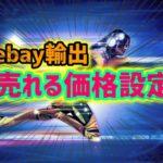 【ebay無在庫輸出】初心者が売れない理由は価格設定?適正方法を解説